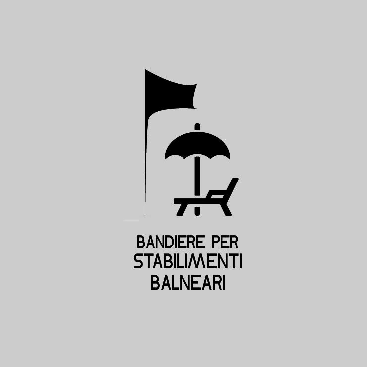 Bandiere per stabilimenti balneari